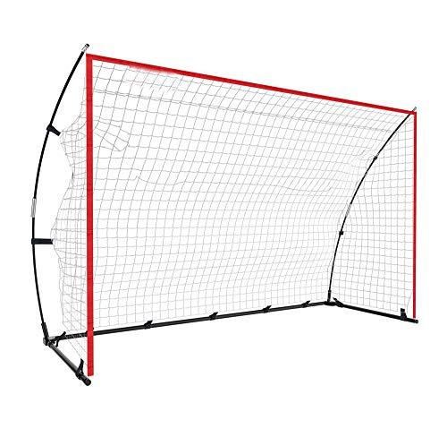 Acecoree Portable 6 x 4ft Soccer Football Goal Net Bow Frame Quick Set-up