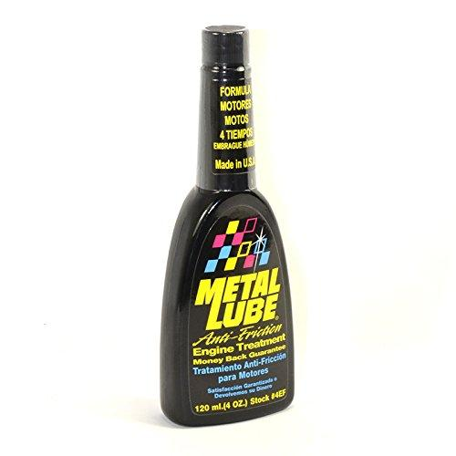 ADDITIVE Metal Lube Formula Motorbikes 4T 120 ml.