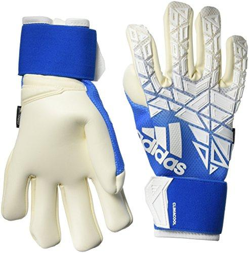competitive price 28e3f 6f9de adidas Ace Trans Goalkeeper Gloves, Unisex, ACE Trans, white/Bright blue