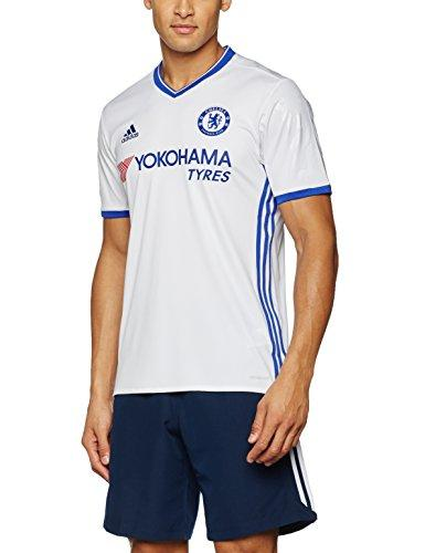 adidas Chelsea FC 3 Home Jersey AI7180 Mens T-Shirts Trainers, Multi-Colour, Size