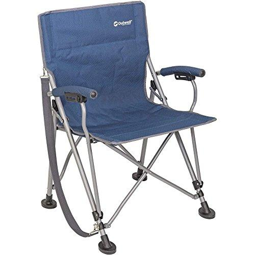 adidas Unisex's Perce Folding Chair, Blue, One size