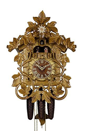 Adolf Herr Cuckoo Clock - Vine Creepers (lighter colour)