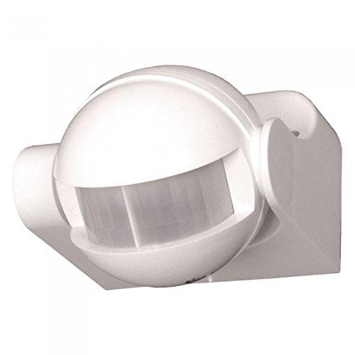 Advanced 1200W 160° PIR Motion Detector - White [IP1403] (EcoEpitome® Packaging)