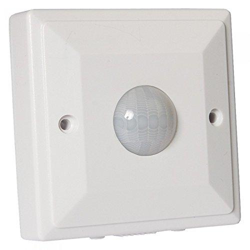 Advanced 3 Wire Surface/Flush Wall PIR Motion Detector -110° [NP2160] - PIKE & CO.® BRANDED (w/Extended Warranty)