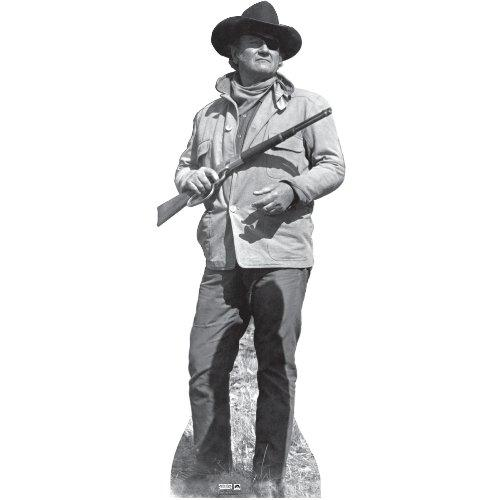 Advanced Graphics 174 John Wayne- True Grit Cardboard Stand-Up