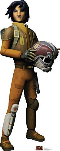 Advanced Graphics Ezra Bridger Life Size Cardboard Cutout Standup - Disney's Star Wars Rebels