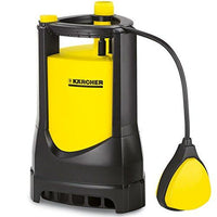 Advanced Karcher SDP 9500 Submersible Dirty Water Pump with Float Switch 6 Metre Lift 9500 Litres Hour Max Flow 450w 240v [Pack of 1] -