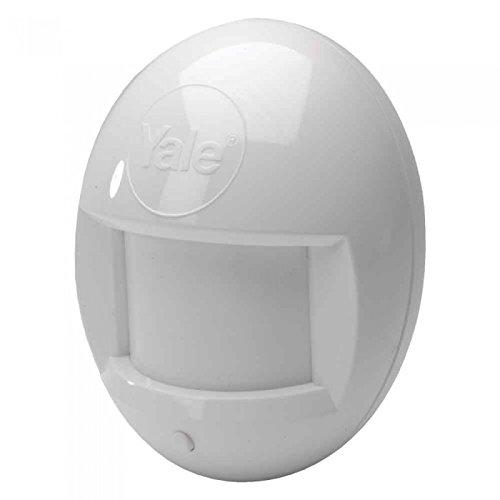 Advanced Yale HSA6020 Wirefree Standard PIR Motion Detector - White [NP2374] - PIKE & CO.® BRANDED (w/Extended Warranty)