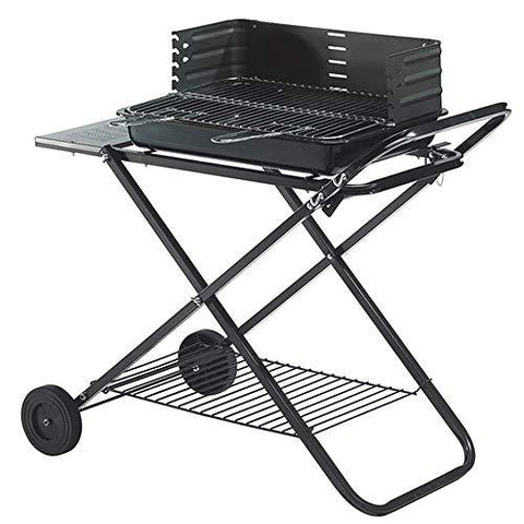 AFFC Convenient charcoal grill. Outdoor camping picnic backyard charcoal grill. Chef cooking stove. Foldable.