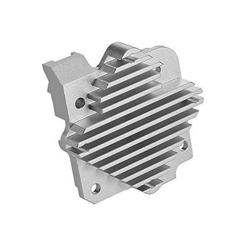 Aibecy 3D printer Parts V6 Hotend Heatsink Heat Sink for Titan Aero Extruder 1.75mm