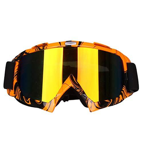 Aili Ski, Snowboard, And Snowmobile Goggles Protective Gear,H