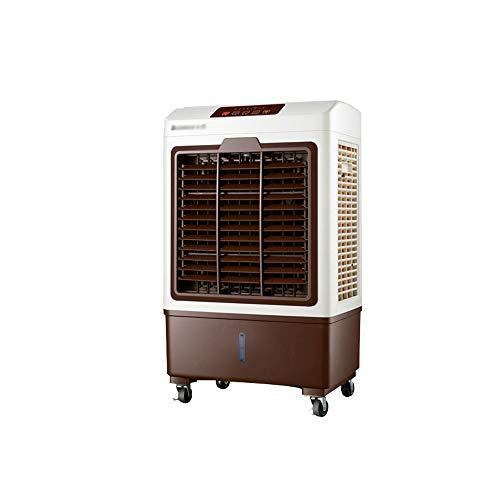Air Conditioning Fan Air Cooler Home Single Cold Refrigerator Small Plus Water Cooling Air Conditioner Industrial Mobile Cooling Fan (Size : B)