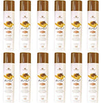 Air Freshener Room Spray Perfume Scent Use for Home Office Car 300 ml 12 Pcs Pack Prime (300ml, Choco Musk)