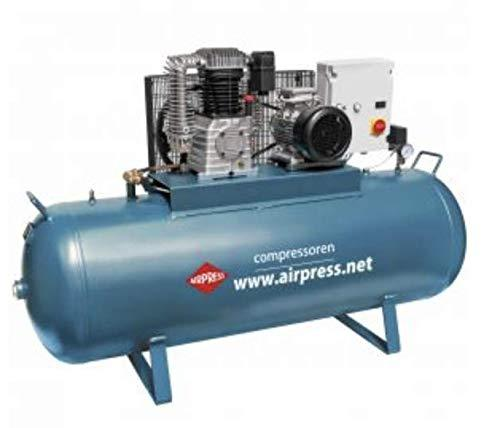 Airpress Compressed Air Piston Compressor 7.5 HP 500 L K500-1000S Professional