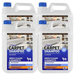 AIRSENZ Professional Carpet Shampoo - Low Foaming Extraction Formula Suitable for All Carpet Cleaning Machines (20L)