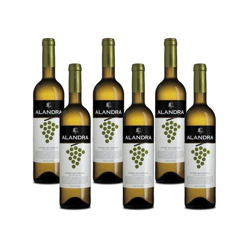 Alandra - White Wine- 6 Bottles Case