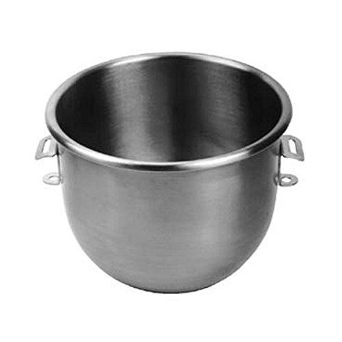 ALFA International 12VBWLA 12qts Adaptable Mixer Bowl for Hobart A200 Mixer, Sainless Steel