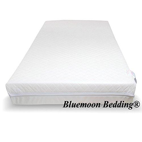 ALL SIZES QUILTED BABY COT BED/TODDLER MATTRESSES BREATHABLE & WATERPROOF (117x54x13 cm)