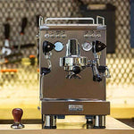 Amake Commercial Espresso Machine/Stainless Steel Espresso Machine, Large Capacity