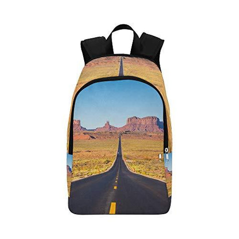 Amazing Views of Grand Canyon Arizona Casual Daypack Travel Bag College School Backpack for Mens and Women