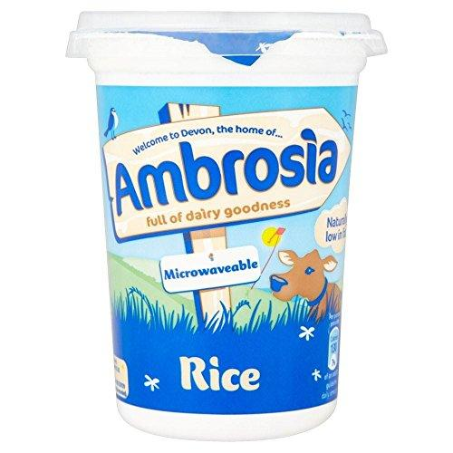 Ambrosia Rice Microwaveable (500g) - Pack of 6