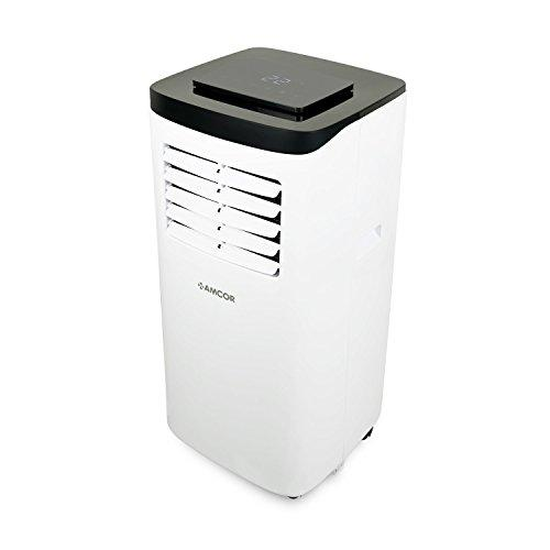 Amcor SF8000E Portable Air Conditioning Unit Mobile Air Conditioner for rooms and offices up to 18 sqm