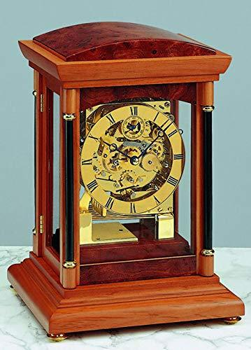AMS T2187/9 Desk Clock Wood 50 x 42 x 34 cm