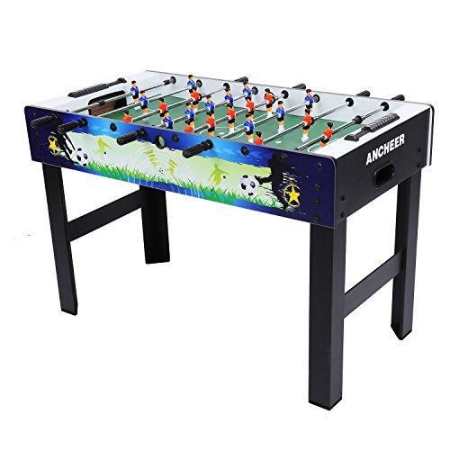 "ANCHEER 48"" Foosball Table Soccer Table Arcade Game for Kids Adults"