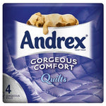 Andrex Quilts 4 Rolls (Pack of 10)