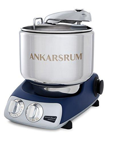 Ankarsrum Assistent - Original Food Processor - 6230 Model (1500 Watt) (Royal Blue)