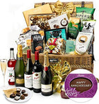Anniversary & Wedding Gatcombe Hamper With Moët Champagne