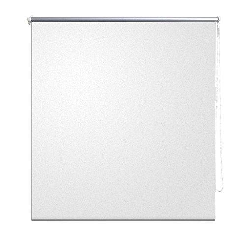 Anself Roller Blind Blackout 160 x 230 cm White