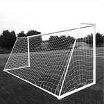 Aoneky Replacement Football Goal Net - Full Size 24 x 8 ft Soccer Goal Net- Heavy Duty Football Netting - NOT Include POSTS (24 x 8 Ft - 3 mm Cord)