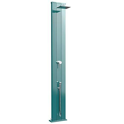 arkema Garden Shower and Hand Shower Mixer Dada S Top Line Various Colours Emerald