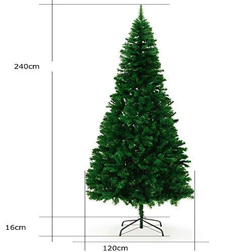 artificial christmas tree 5 ft 8 ft model and size choice quality plastic tree decoration