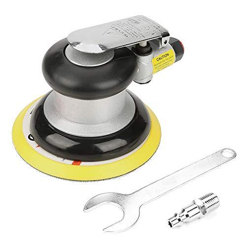 "AT-780 5""/4"" Air Random Orbital Sander Round Polisher Pneumatic Hand Sanding Tool Kit(5 inch)"