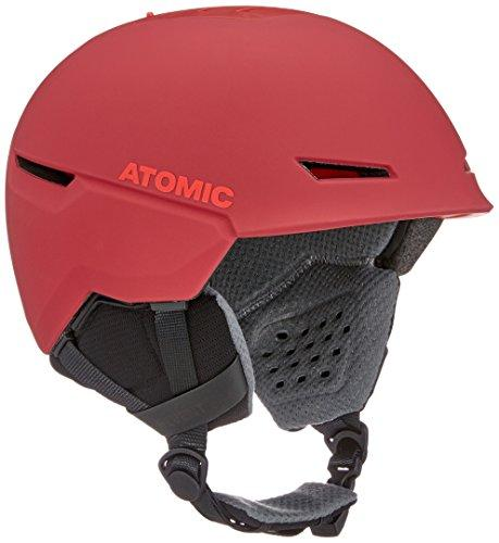Atomic All-Mountain Ski Helmet - Red, Size M