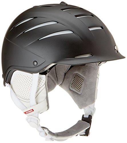 Atomic Women's All-Mountain Ski Helmet - Black, Size M