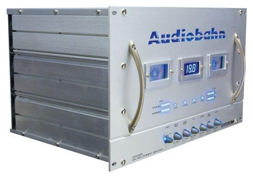 Audiobahn Amplifiers A5000SPL High Current Power Plant 5 Channel Car Amplifier
