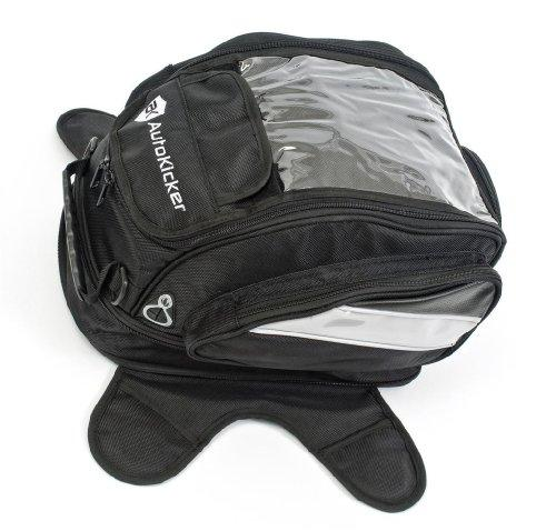 Autokicker® Tour Series Tank Bag luggage - Ruck sack & carry handle Design For Motorcycles & Motorbikes