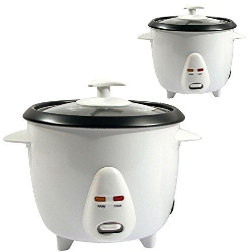AUTOMATIC NON STICK ELECTRIC RICE COOKER 1.8L POT WARMER WARM COOK 1.8 LITRE NEW