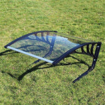 Automower Robomower Garage transparent Auto Lawn Mower Canopy Weather Protection