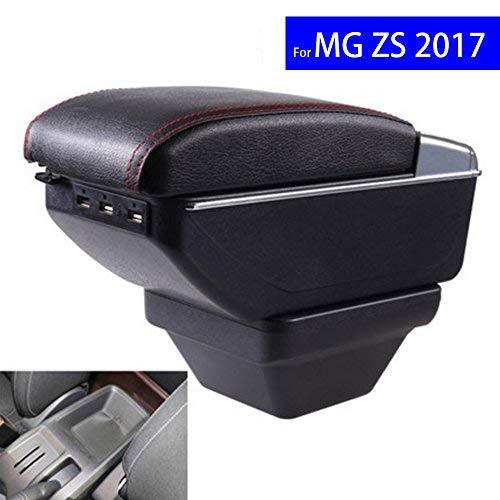 AutoSunShine Car Center Console Armrest Box Auto Parts Armrests Storage Box