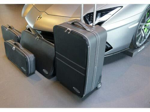 Aventador Coupe Luggage Baggage Bag Case Set
