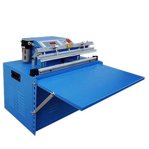 BAOSHISHAN DZ500T Commerical Desktop Vacuum Sealing Machine Industrial Vacuum Sealer Outside Pumping Vacuum Packaging Machine for Maximum 500mm/19.68''