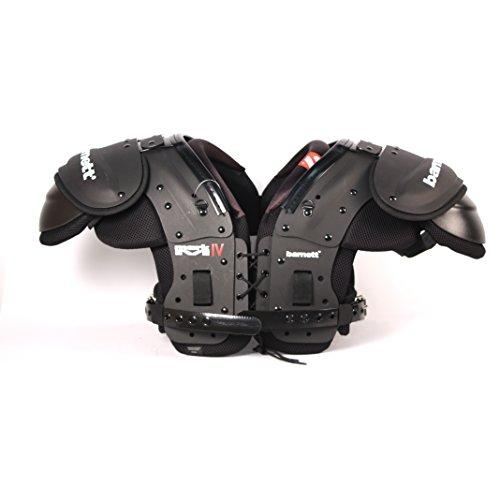 Barnett MARK IV Football Shoulder Pad Pro, OL-DL, Size M