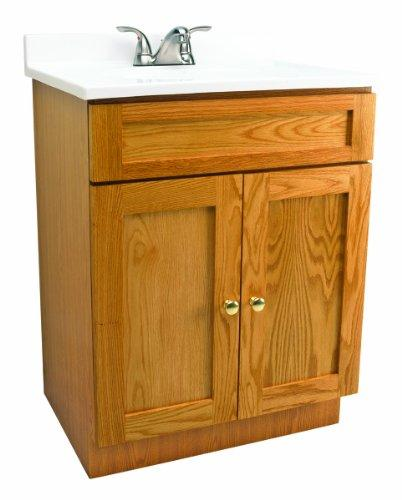 "Bath in a Box 30"" x 18"" Double Door Vanity Cabinet"