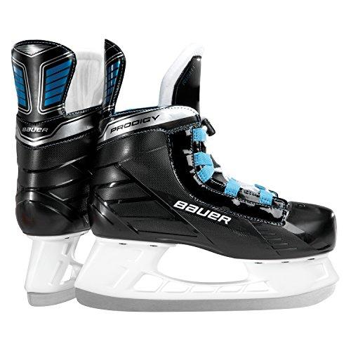 Bauer Prodigy Series for Children Kids Ice Hockey Skates, Children's, Schlittschuh PRODIGY-Serie für Kids, black, S