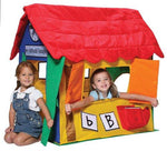 Bazoongi Learning Cottage Play Tent