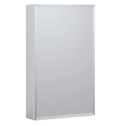 "B&C 19""x30""Aluminum Medicine Cabinet Color Satin